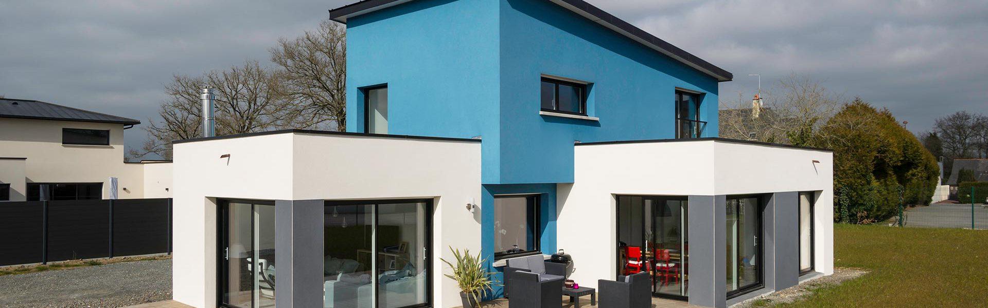 Constructeur maison rennes ille et vilaine 35 maisons for Constructeur maison positive