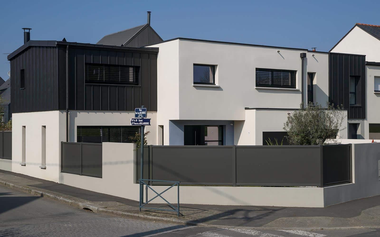 Constructeur De Maison Rennes nos maisons de ville - maisons elian