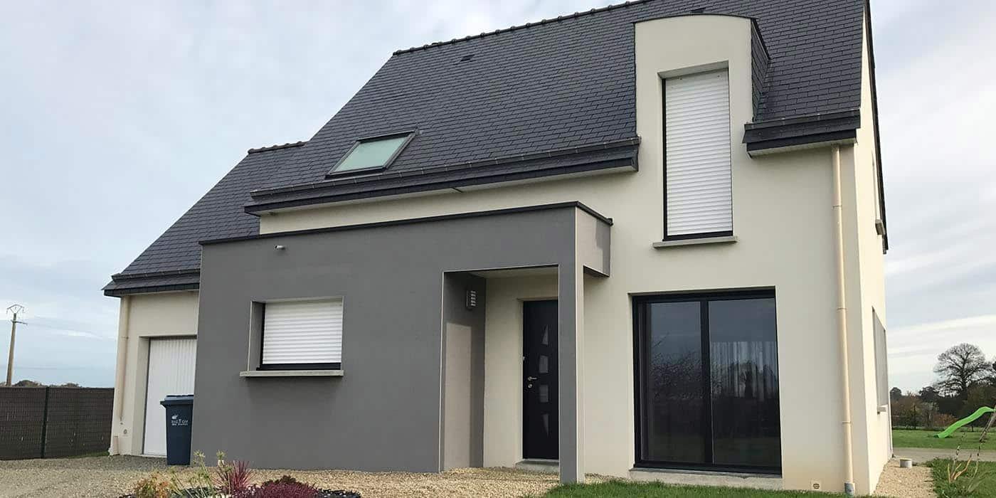 Maison individuelle à Livré-sur-Changeon (35)