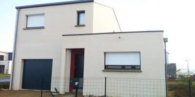 Maison personnalisée à Betton (35)