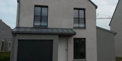 Constructeur de maison contemporaine à St Malo