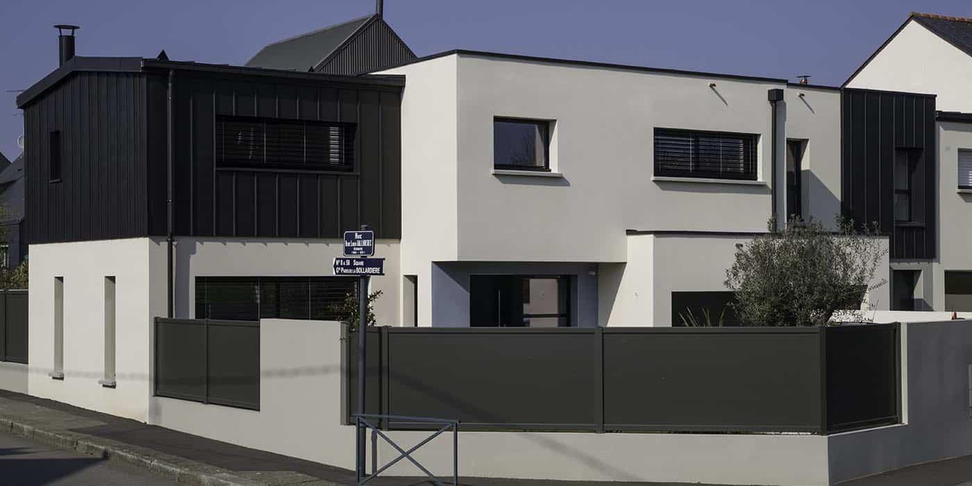 maisons mitoyennes à Rennes (35)