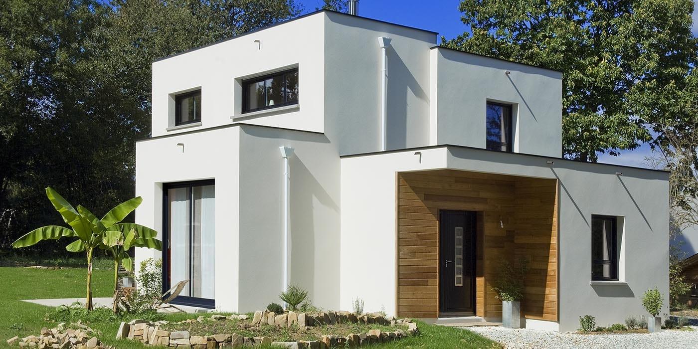 Maison individuelle près de Rennes - Lassy (35)