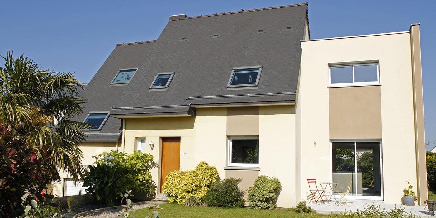 Constructeur De Maison Rennes extension de maison près de rennes (35) - bédée - maisons elian