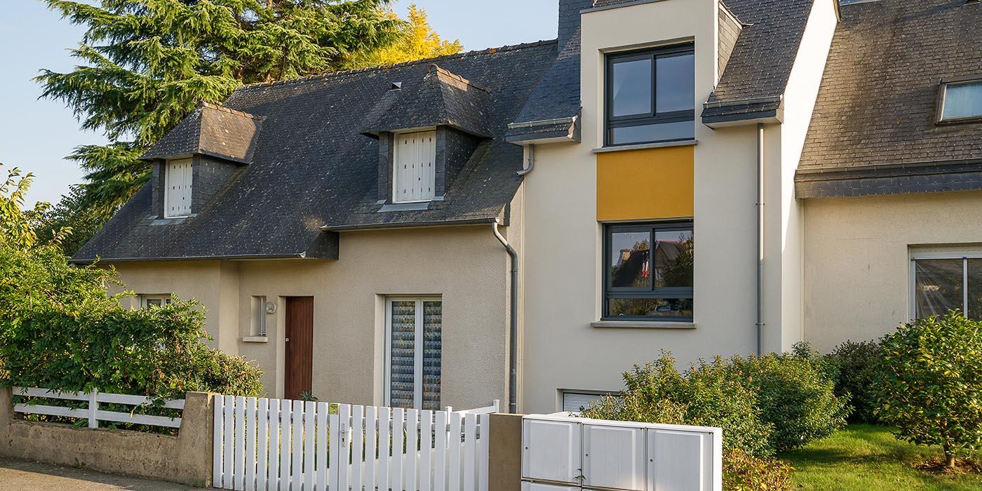 Extension de maison près de Rennes - Thorigné-Fouillard (35)