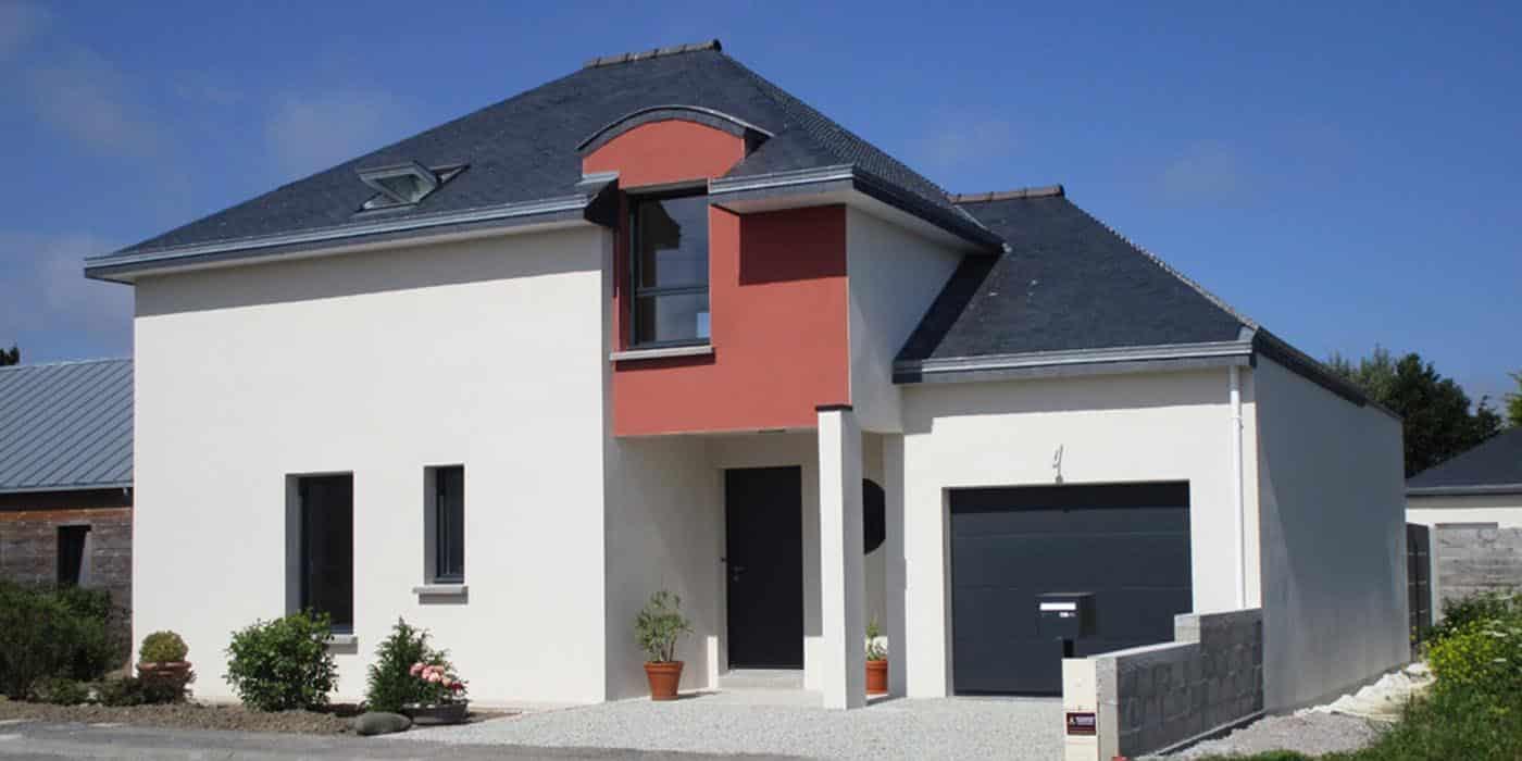 Maison à 4 pans à Saint-Cast-le-Guildo (35)