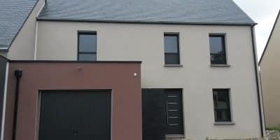 Maison à 2 pans à Saint-Lunaire (35)