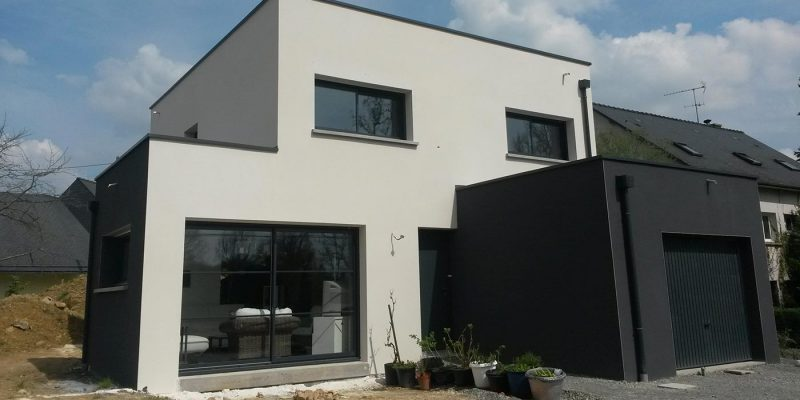 Construction de maison neuve à Bruz (35) - témoignage