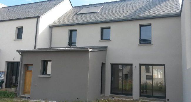 Construction de maison neuve à Saint Malo (35) - témoignage