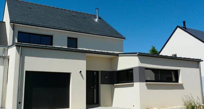 Construction de maison neuve à Bédée (35) - témoignage