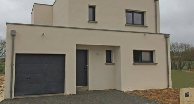 Construction de maison neuve à Orgères (35) - témoignage