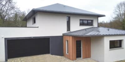 Maison contemporaine et personnalisée à Saint-Aubin-d'Aubigné