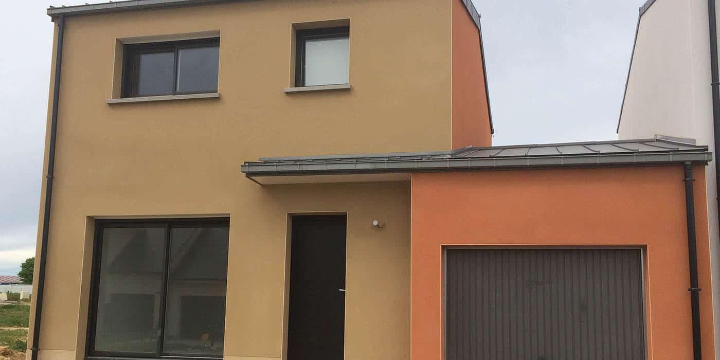 Maison personnalisée à Saint-Aubin-d'Aubigné