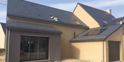 Construction d'une maison personnalisée à Saint-Jouan-des-Guerêts