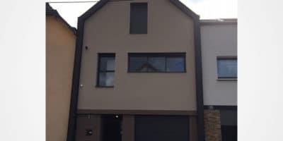 Construction d'une maison à Rennes (35)