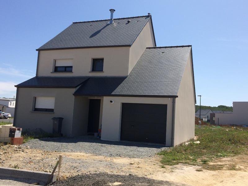 Construction d'une maison personnalisée à Orgères