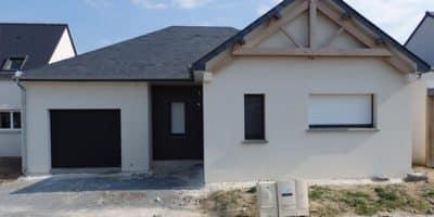 Construction d'une maison à Saint-Coulomb