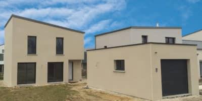 Construction d'une maison à Noyal-Chatillon-sur-Seiche