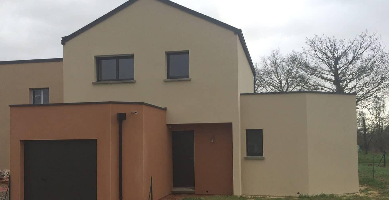 construction d'une maison personnalisée à la Chapelle-Thouarault