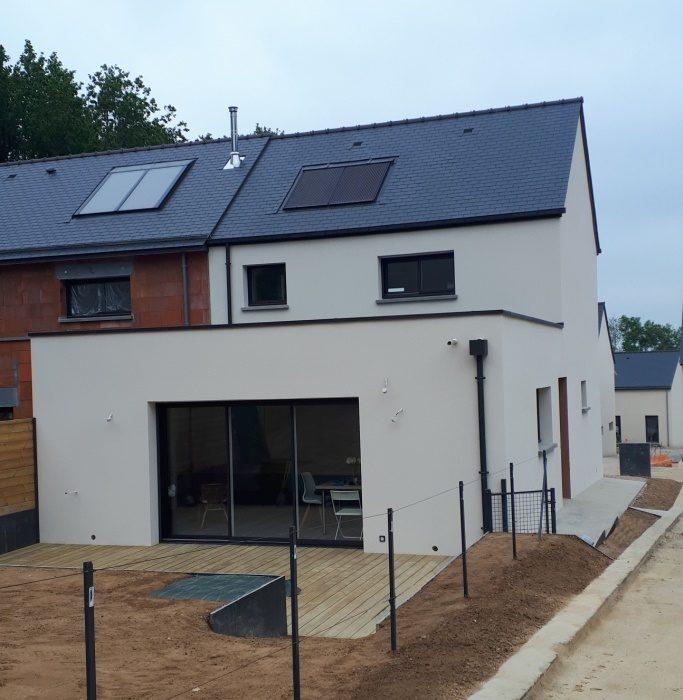 Construction d'une maison personnalisée à Guichen